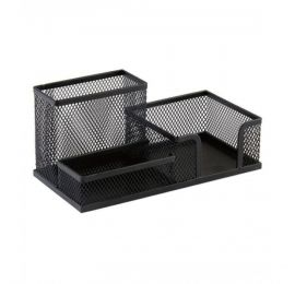 Deli E9175 Desk Organizer [3 Compartment]